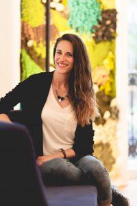 Andrea, pedagoga en Madrid