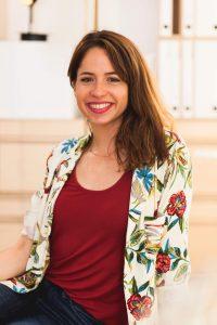 Cristina, psicóloga en Ampsico Madrid