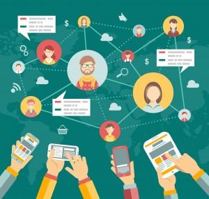 Internet y las redes sociales en la socidad