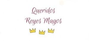 Ilustración carta a los Reyes Magos