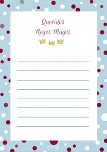 La carta de Ampsico para los Reyes Magos