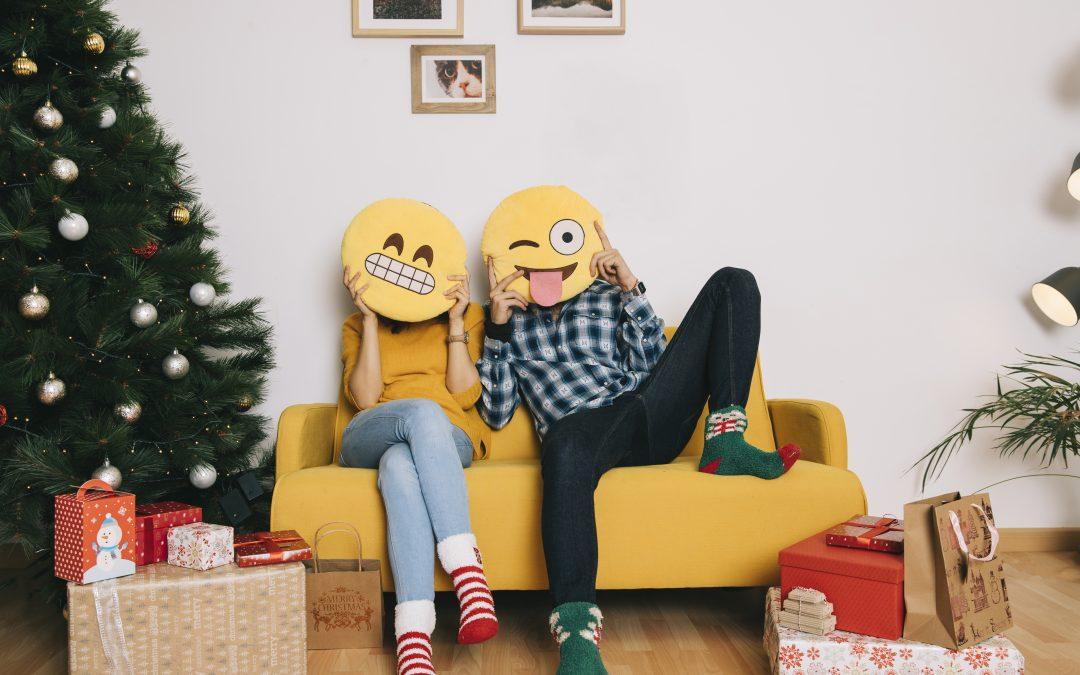 Sé feliz, es Navidad