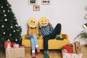 En Navidad felicidad