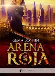 Arena Roja. Libro recomendado