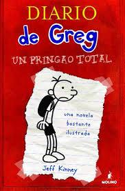 Diario de Greg. Libro recomendado