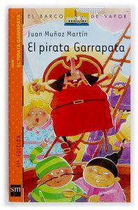 El pirata garrapata. Libro recomendado