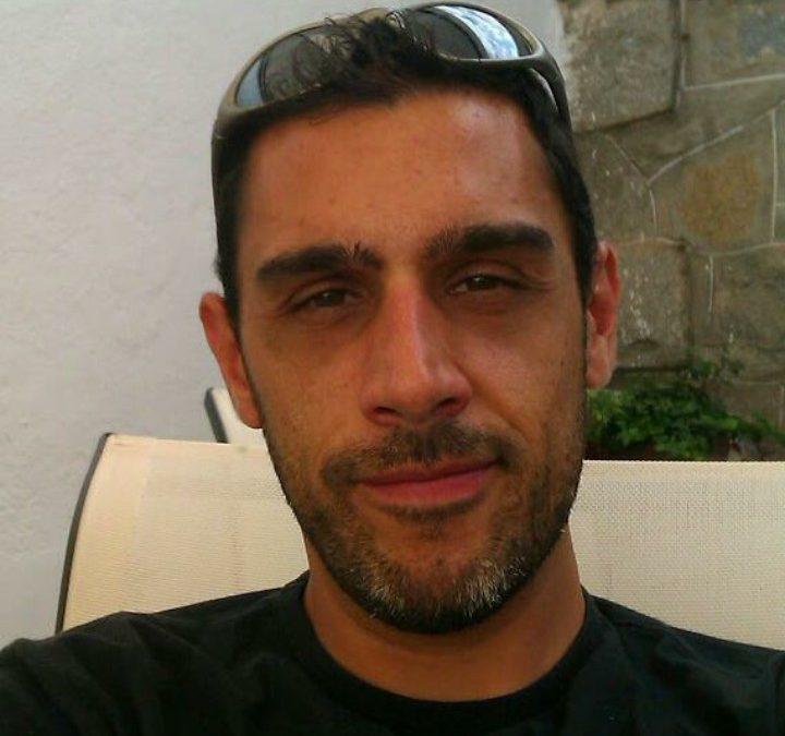 Javier García, psicólogo en Madrid