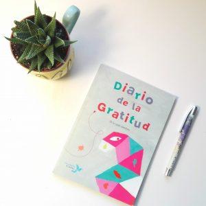 Diario de la gratitud. Sorteo de Navidad en Ampsico