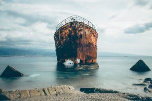 perdido, a la deriva