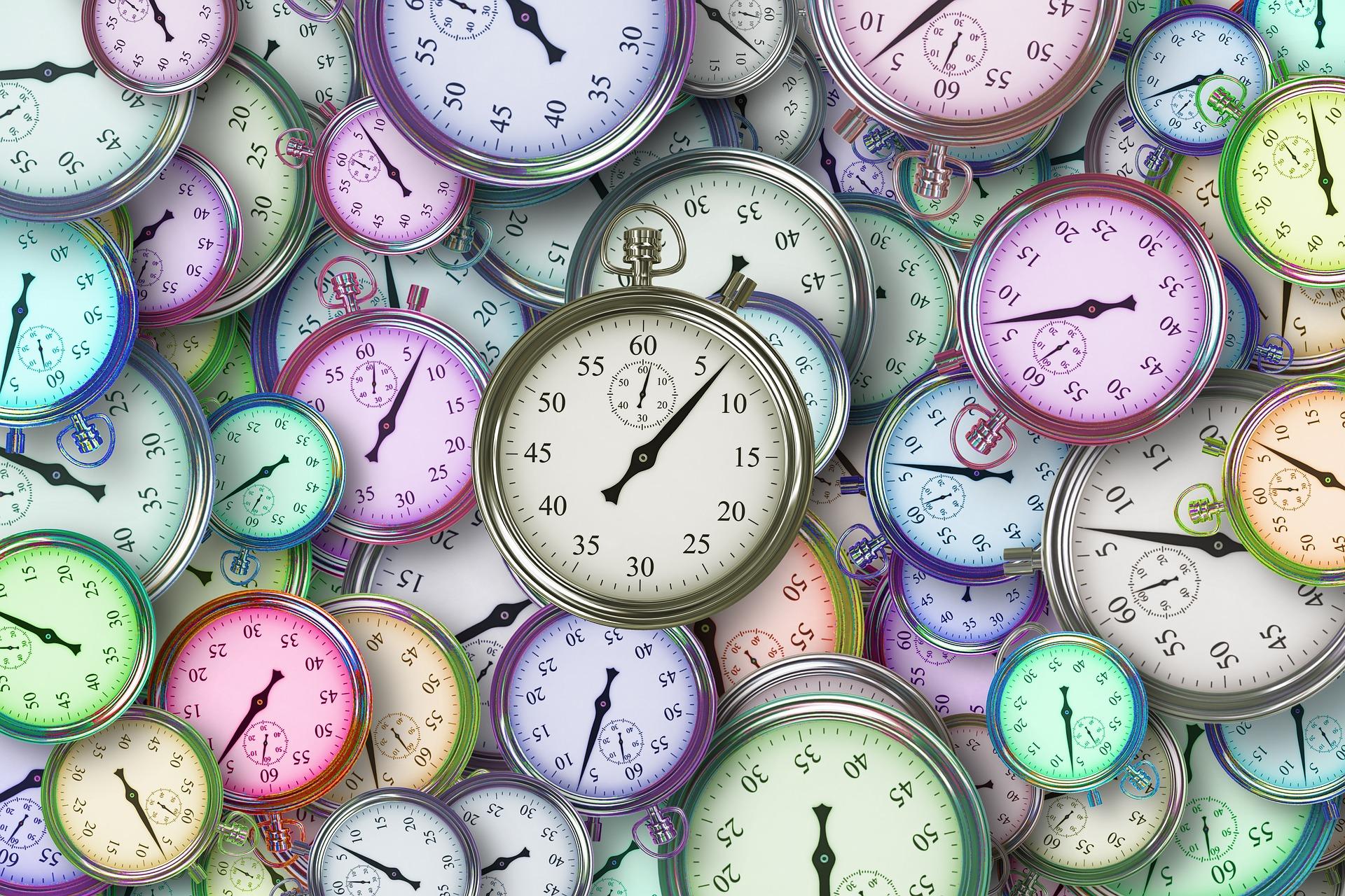La falta de tiempo a veces nos impide dormir