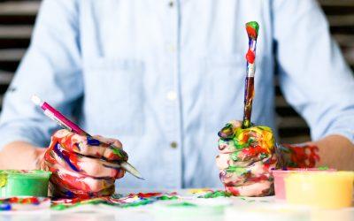 Creatividad y felicidad