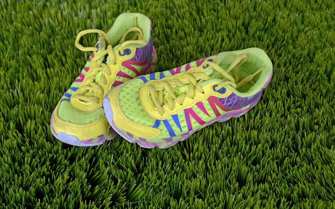 La satisfacción puede empezar por un par de zapatillas