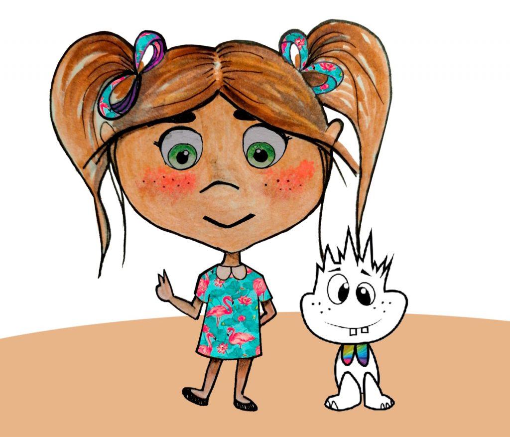 cuento para gestionar las emociones en niños y niñas.